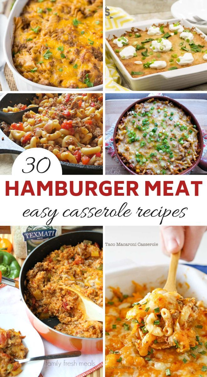 I Have A Few Favorite Beef Casseroles But I Wanted To Find Even More For My Meal Plan So I Ve Meat Casserole Recipes Casserole Recipes Easy Casserole Recipes