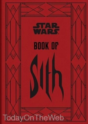 Star Wars: Book of Sith (New Hardcover) by Daniel Wallace