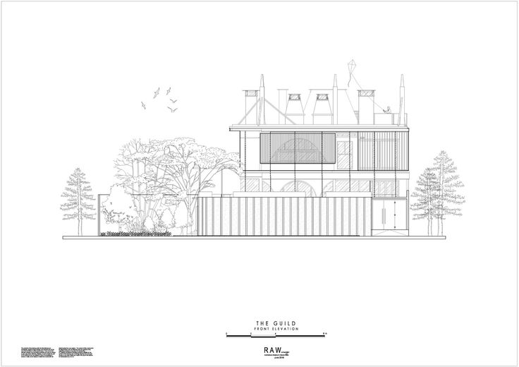 Galería de The Guild / RAW Architecture - 44