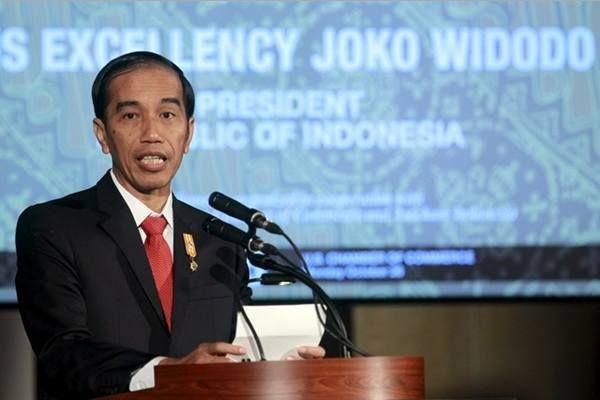 Presiden Jokowi: Waspadai revolusi industri baru!