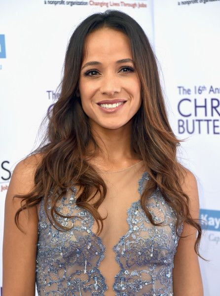 Dania Ramirez Photos Photos - Actor Dania Ramirez attends the 16th Annual Chrysalis Butterfly Ball at Private Residence on June 3, 2017 in Brentwood, California. - 16th Annual Chrysalis Butterfly Ball - Arrivals