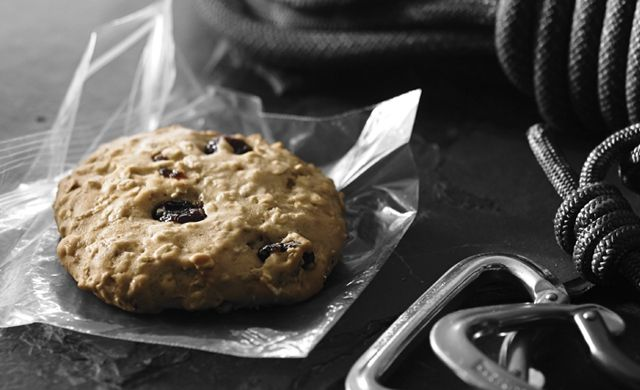 Galettes à l'avoine et à l'érable | Maple and Oat Cookies