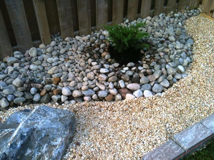 30 best images about river rock decor on pinterest river for River rock landscaping ideas pictures