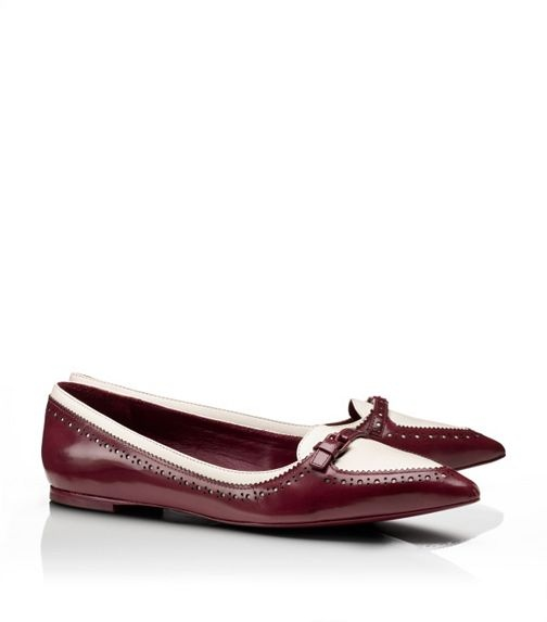 Love these Tory Burch Darlene Ballet Flats
