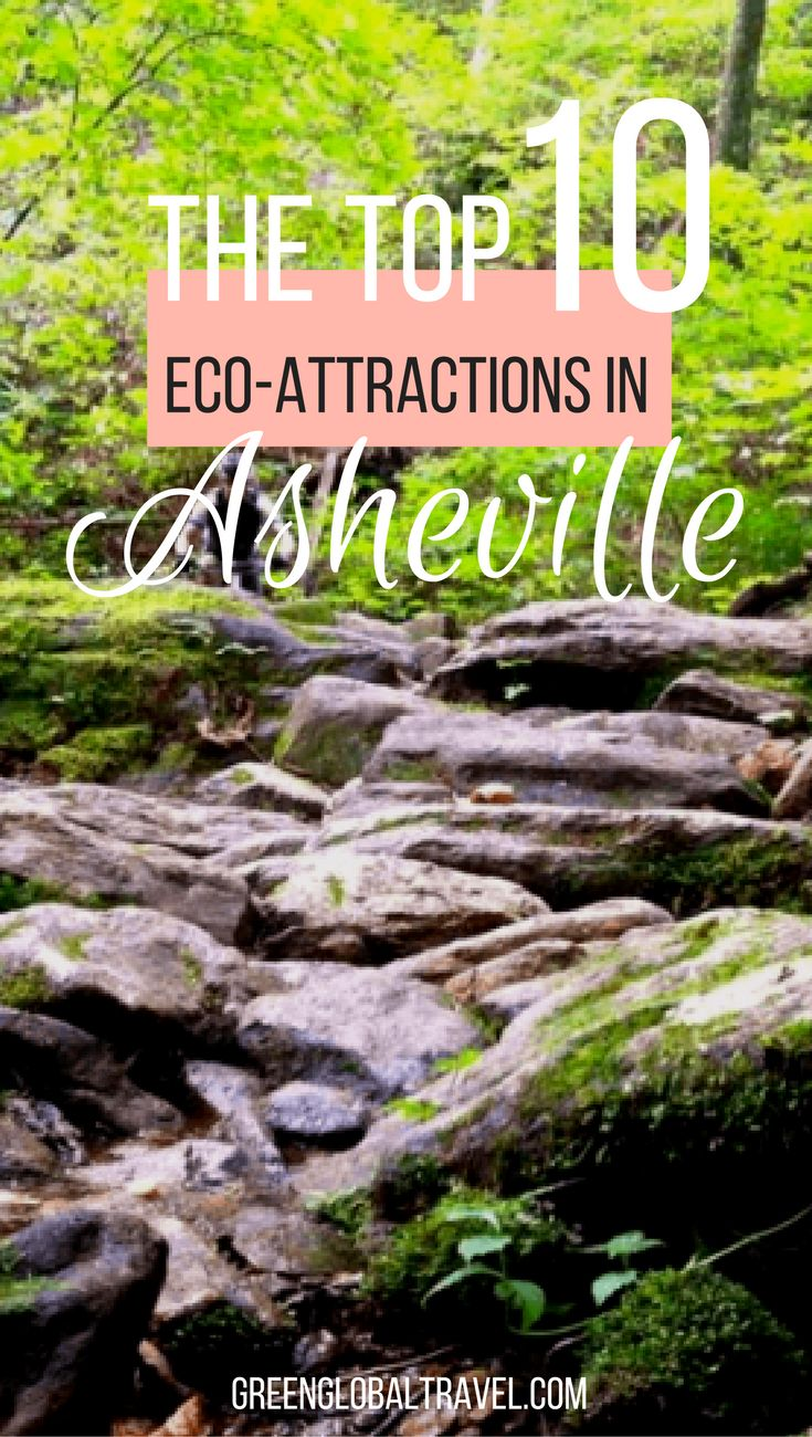 Here are the top 10 activities for nature-lovers in Asheville! | Linville River | Red Wolves | French Broad River | Pisgah | Rappel Waterfalls | Chimney Rock | Slip-sliding away | Cataloochee Valley | Blue Ridge Mountains |