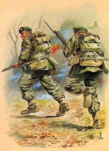 Royal Marines Commandos 1944