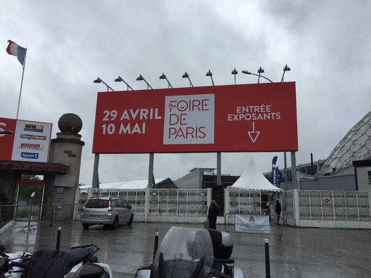 Foire de Paris Exhibition - patio covers and pool enclosures
