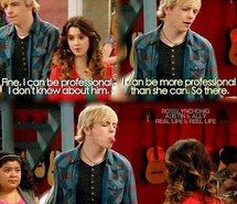 austin and ally first meet quotes