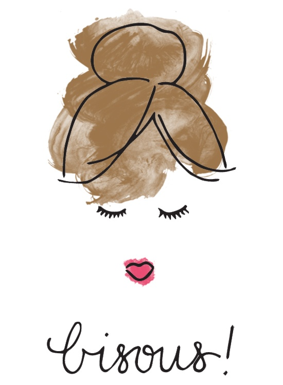 bisous | kisses ~amy zhang design