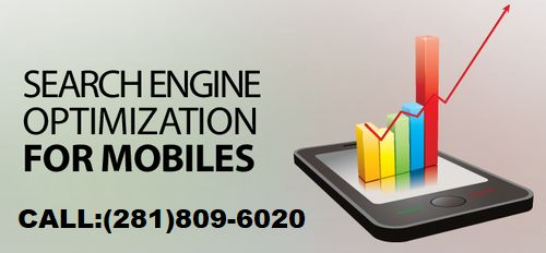 Web Designer Houston provides excellent #Mobile #SEO #Services to make your website go mobile and give them great internet presence.   Mobile search #Engines have different #Bots and #Algorithms than those used in a traditional #Web search.We #Evaluate the Website as if it was rendered on a #Mobile #Phone and #Rank it according to the type of phone.  To hire our #Services, ping at #Houston(281)809-6020, #Texas.  Visit: http://www.webdesignerhouston.us.