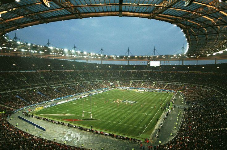 Stade de France - where the Bokke won 2007 RWC