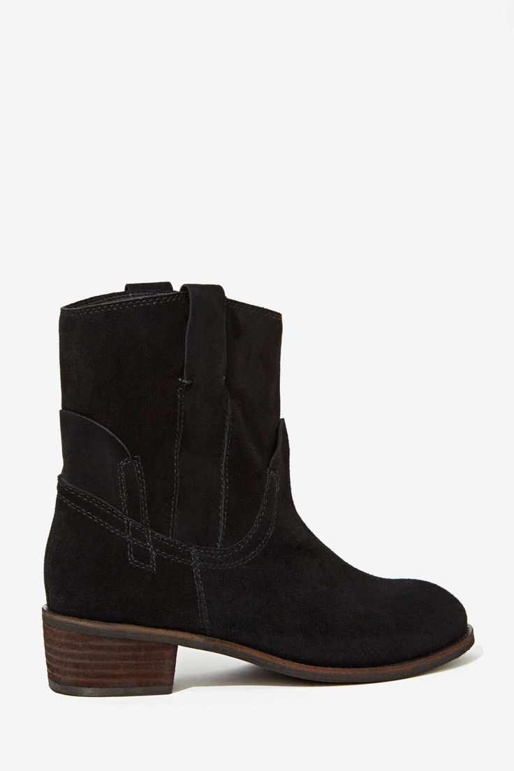 Jeffrey Campbell St. Elmo Suede Boot | Shop Boots at Nasty Gal