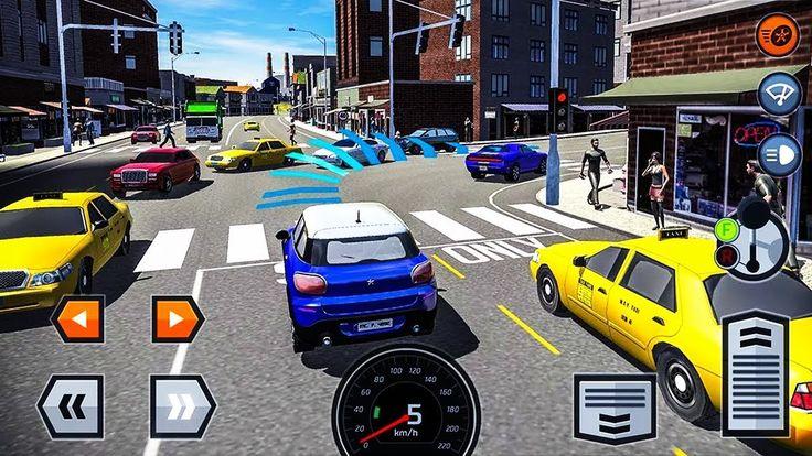 Car Games 2017 | Car Driving School Simulator Android GamePlay  | Fun Kids Games
