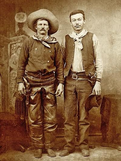 Charlie Nebo and his partner Nicholas Janis