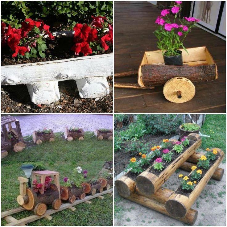 Objetos para decorar jardines best decoracion de jardin - Objetos para decorar jardines ...