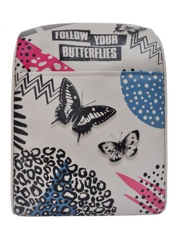 Dogo Follow Your Butterflies Sırt Çantası - Fotoğraf 19