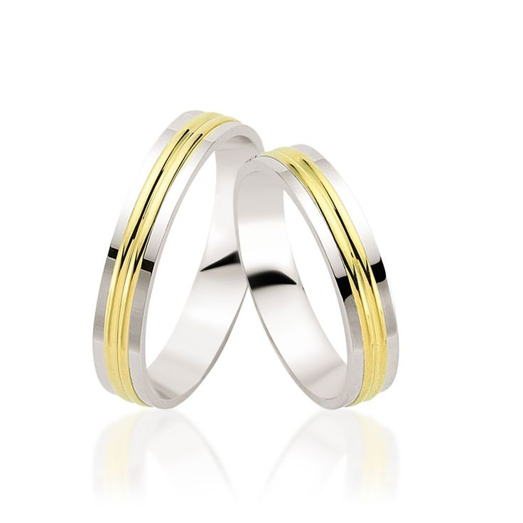 Modelul de verighete LRX327 este elegant, fin si delicat. Cu o latime echilibrata, in combinatie de aur galben si aur alb, pretul unei perechi pleaca de la 1100 lei! http://www.bijuteriilarosa.ro/verighete-lrx327