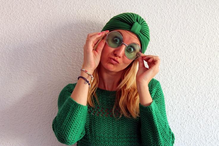 Ally Likes... GREEN TURBAN