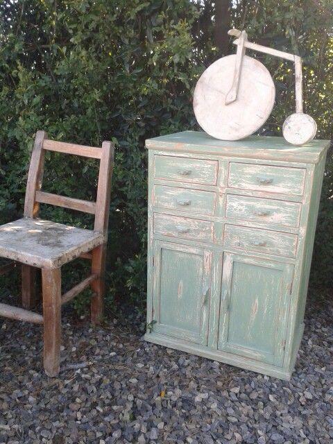 Pasa por juan cosas viejas la barra y encontrar s un for Muebles antiguos reciclados