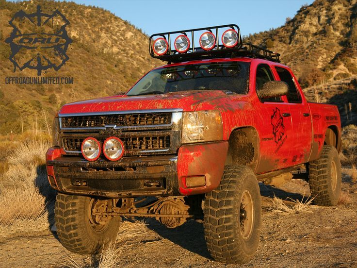 Mud Truck Wallpapers 892631 With Images Lifted Trucks
