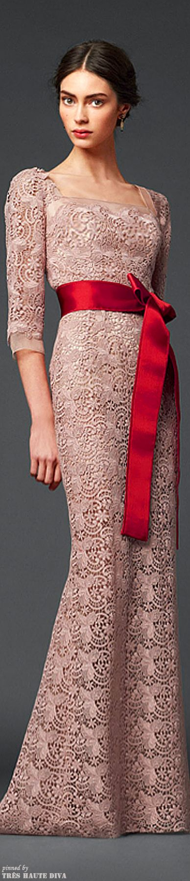 """Dolce & Gabbana Winter '14 collection #gowns,✮✮Feel free to share on Pinterest"""" ♥ღ www.FASHIONANDCLOTHINGBLOG.COM"""