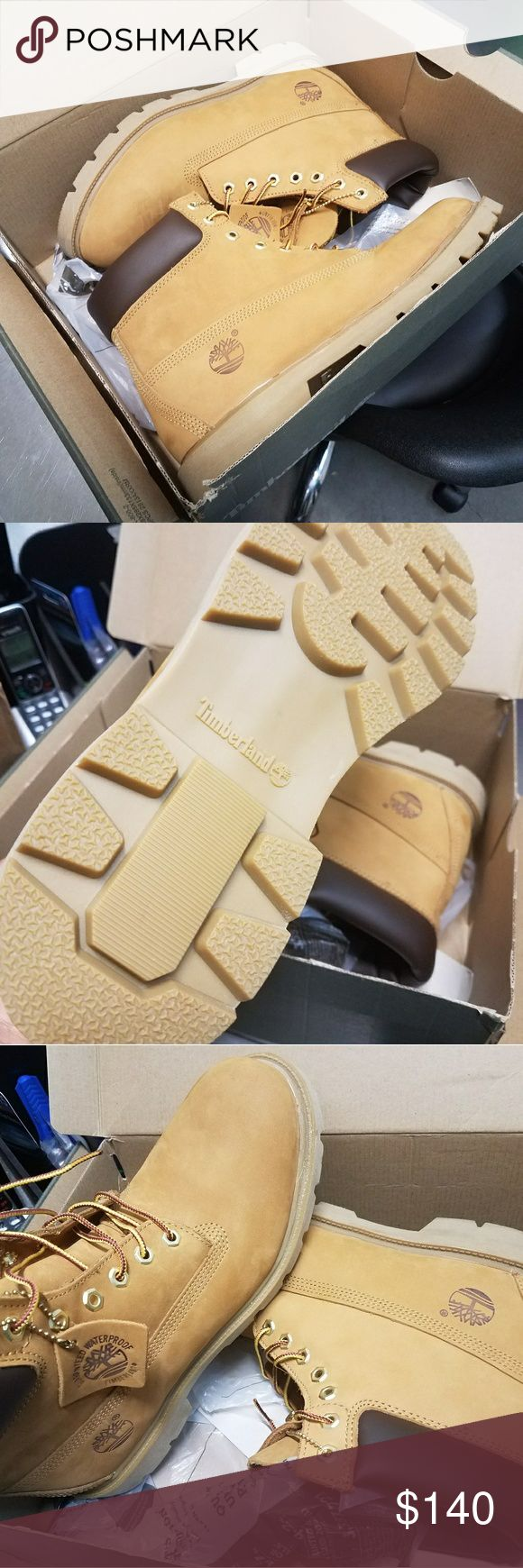 Brand new men timberlands!! Brand new men's timberlands size 11 never worn  with box Timberland Shoes Boots
