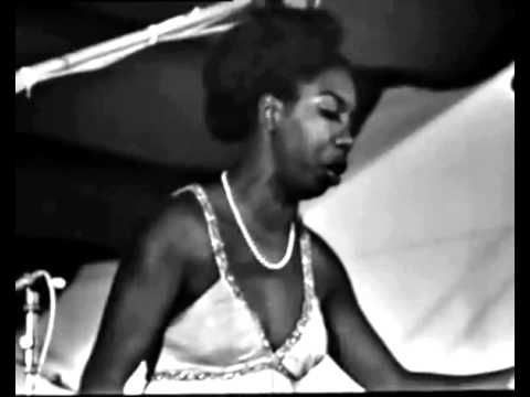 Nina Simone: Be My Husband  This is one of my all-time favorite Nina Simone songs and this video is nothing short of perfection for me!