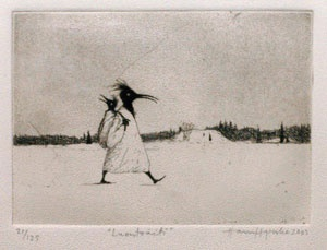 Hannu Hyrske, Luontoäiti