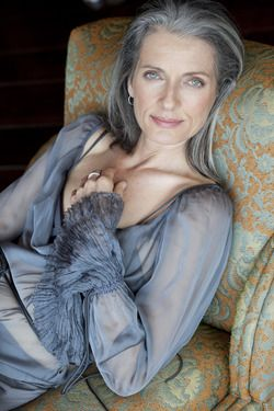 Now that's beauty over 50!