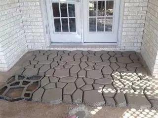 M s de 25 ideas incre bles sobre moldes para concreto en - Como hacer brillar el piso de cemento ...