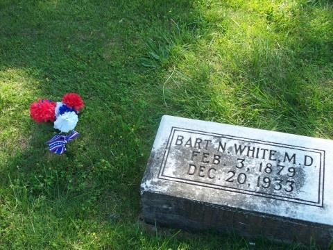 Dr. Bart N. White