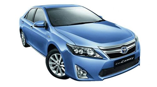 All New Camry | Toyota Solobaru 081393448227