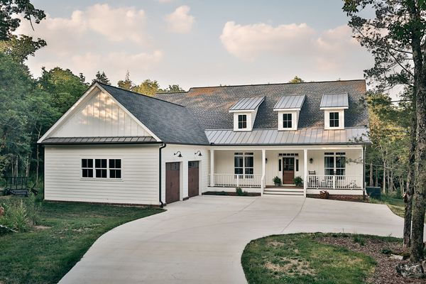 southern newlywed the teasleys modern farmhouse modern farmhouse modern and house - One Story Farmhouse Plans