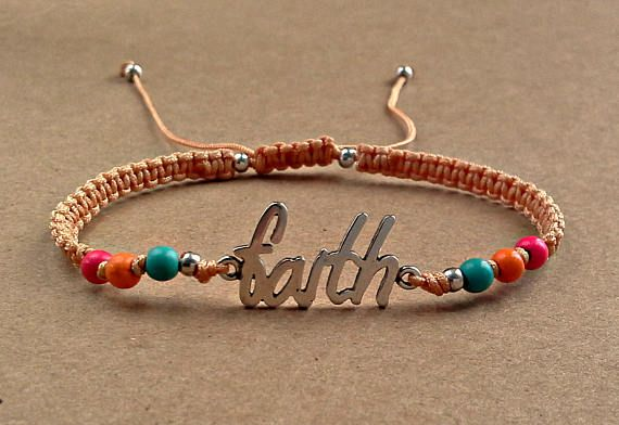 Faith BraceletInspirational BraceletChristian