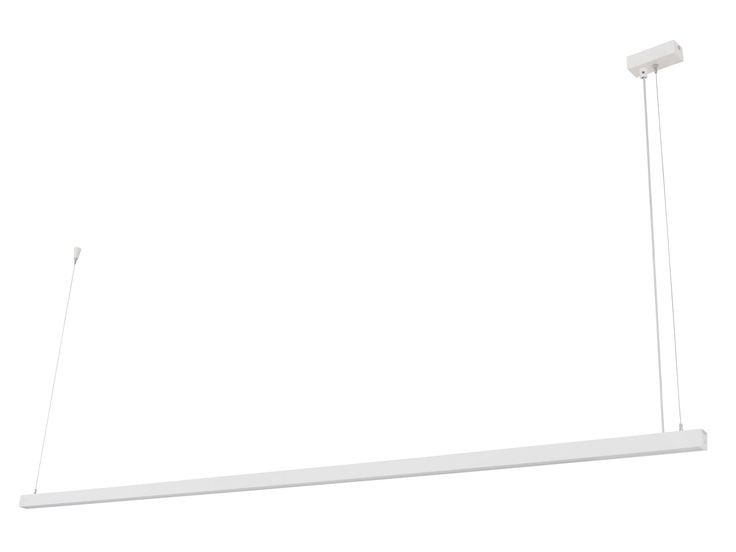 LEDlux Strix LED 2400 Lumen Dimmable Pendant in White