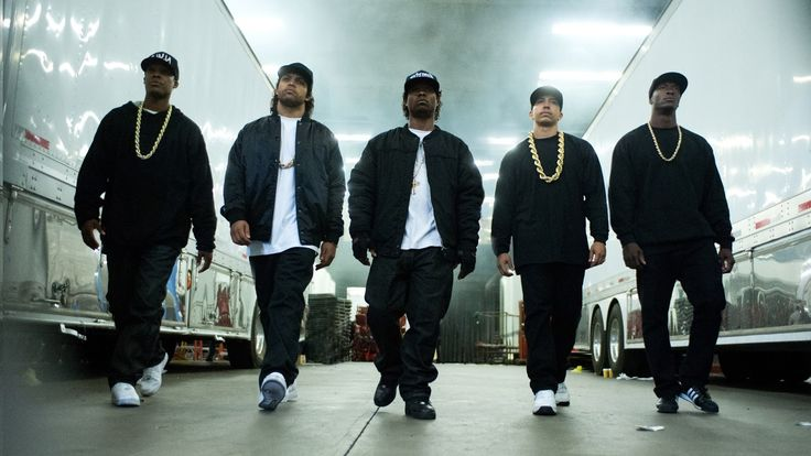 """Straight Outta Compton"" (2015) (Director: F. Gary Gray) My Rating: 4.5 out of 5 stars"