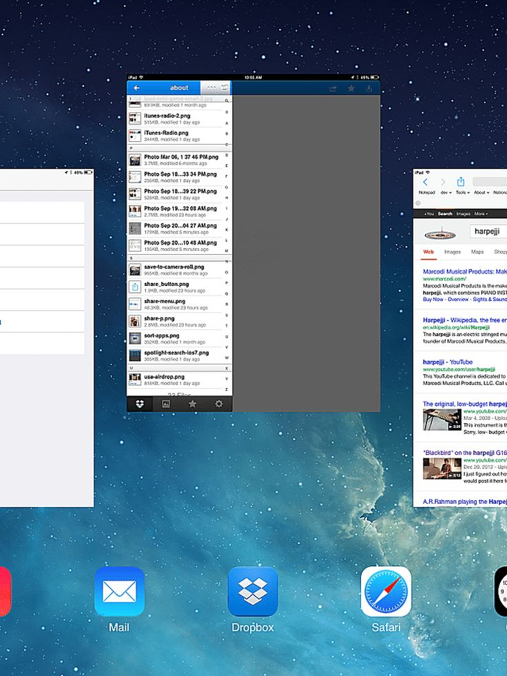 how to close multiple apps on ipad