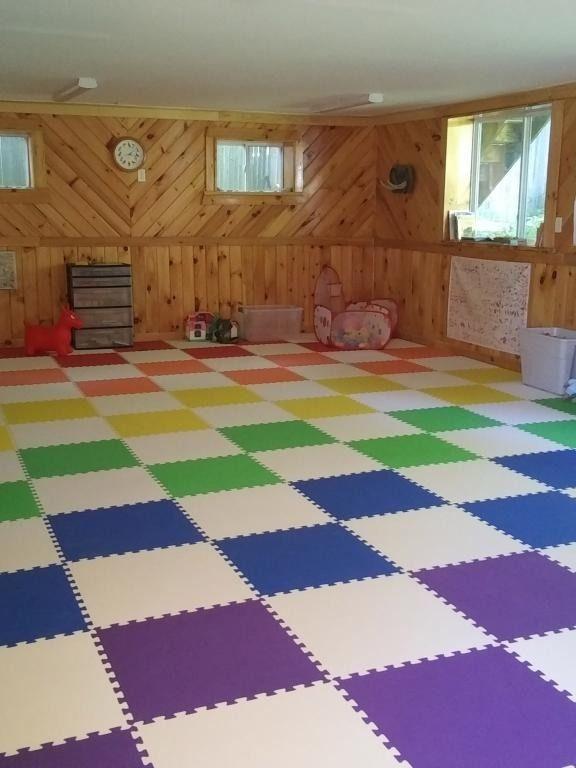Gym Mats 5 8 Premium Foam Floor Tiles