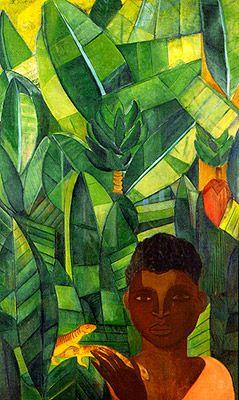 Menino com lagartixa, 1924 Lasar Segall (Lituânia/Brasil, 1891-1957) óleo sobre tela, 98 x 61 cm Museu Lasar Segall, São Paulo