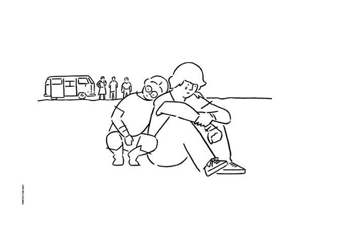 雑誌・ポパイの表紙を手掛ける長場雄の作品集『I DRAW』の展覧会、代官山 蔦屋書店で開催の写真1