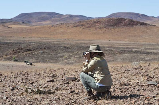 So why would you visit the Kunene region of Namibia? In the stillness the most amazing answers come to you - for questions you didn't know you were asking... #Safari #Africa #Namibia #WildernessSafaris