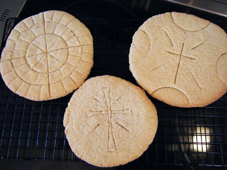 Janie's BEST Communion Bread Recipe!