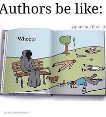 Image result for Author memes