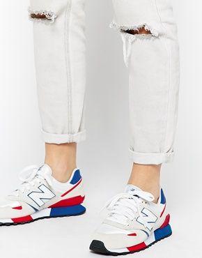 new balance 446 bleu blanc rouge