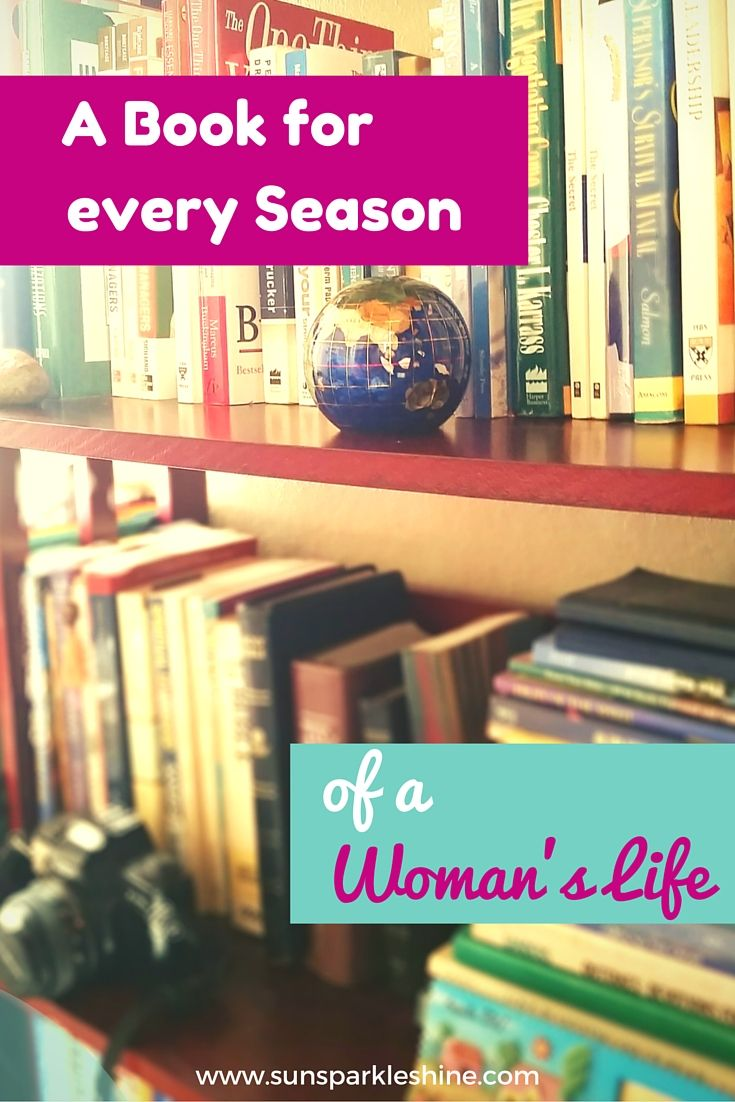 6 Lifechanging Books For Women: No Matter Your Season In Life, This