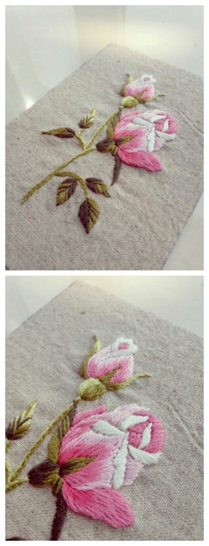 Embroidery How To Embroider: 11 Steps (with Pictures)