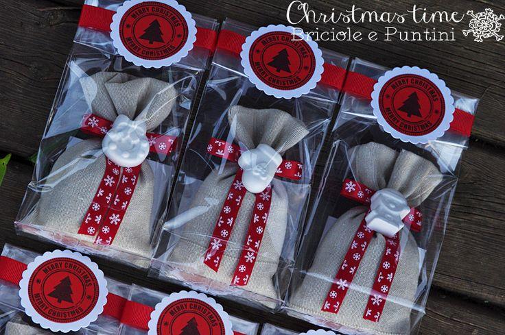 idea regalo: sacchettini con gessetti profumati