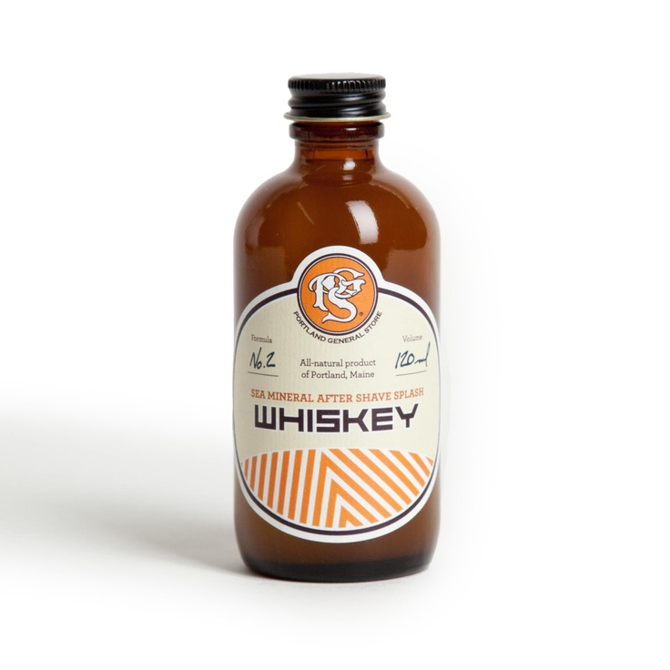 Whiskey Aftershave Splash