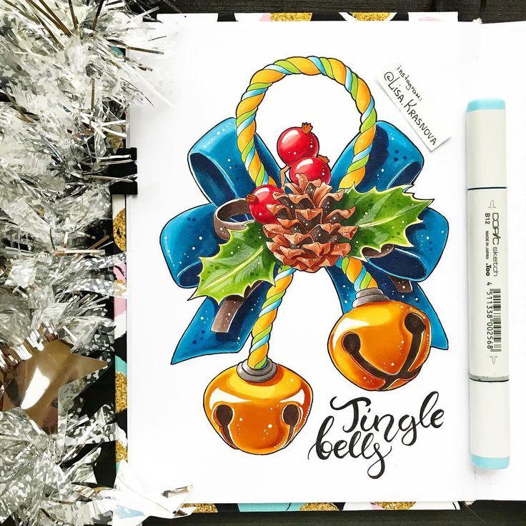 Jingle bells. Jingle bells...) В детстве я обожала наряжать ёлку. Начинала требовать, чтобы ее снимали с антресолей ещё где-то в середине ноября. Сейчас у меня ёлки нет, но есть кот. Это взаимозаменяющие понятия, к сожалению :)) Теперь приходится ходить наряжать к родственникам и друзьям. Хоть где-то отрываюсь :)) #christmas #новыйгод