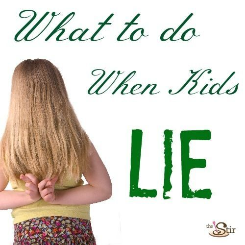 What to do when kids lie -- this advice will keep 'em honest! http://thestir.cafemom.com/big_kid/175822/kid_lies_lying_child_deceptionutm_medium=sm&utm_source=pinterest&utm_content=thestir&newsletter